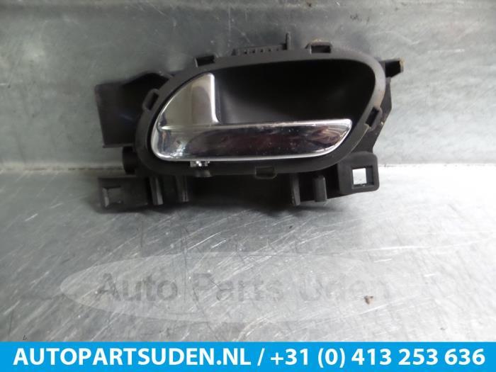 Portiergreep 4Deurs links-achter - Peugeot 308