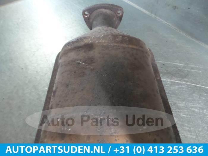 Katalysator - Opel Astra