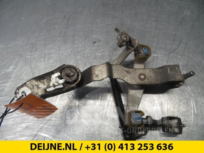 Versnellingsbak Mechaniek - Opel Meriva