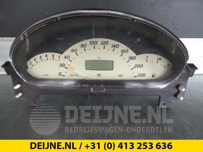 Kilometerteller KM - Mercedes A-Klasse