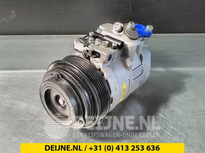 Aircopomp - Mercedes G-Klasse