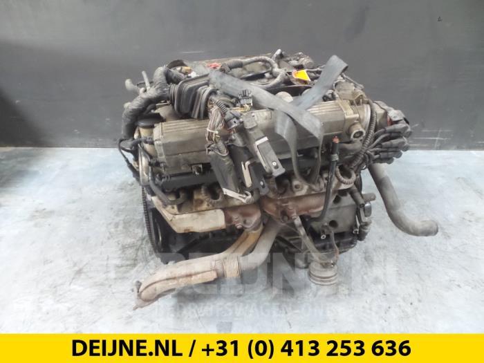Motor - BMW 7-Serie
