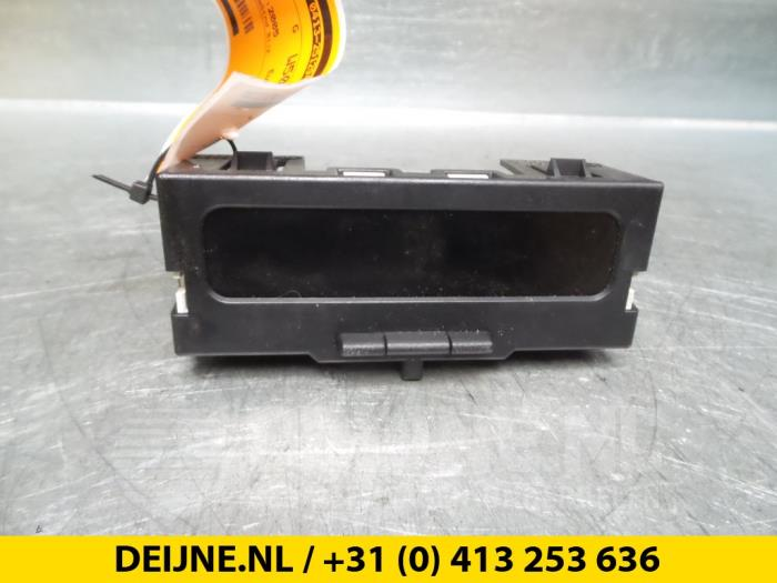 Display Interieur - Renault Megane