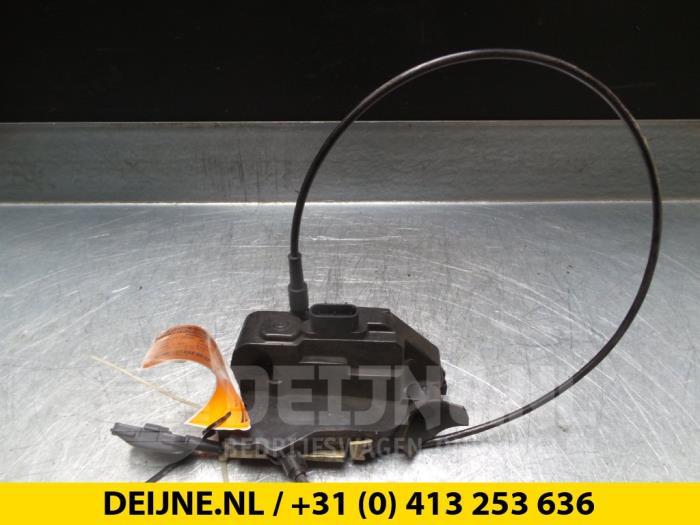 Deurslot Mechaniek 2Deurs links - Renault Megane