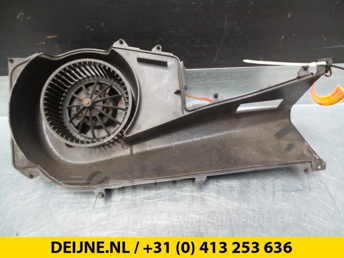 Kachel Ventilatiemotor - Renault Twingo