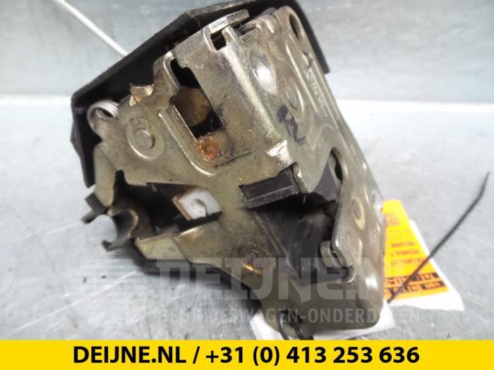 Deurslot Mechaniek 4Deurs rechts-voor - Renault Megane