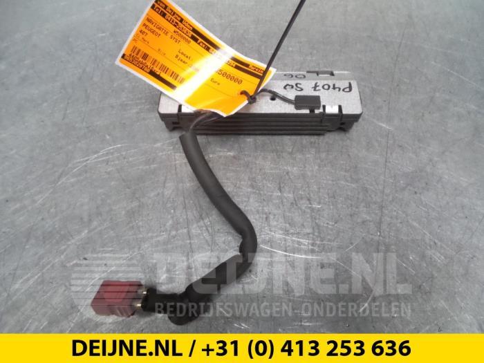 Navigatie Systeem - Peugeot 407