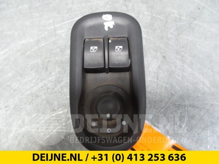 Elektrisch Raam Schakelaar - Renault Master