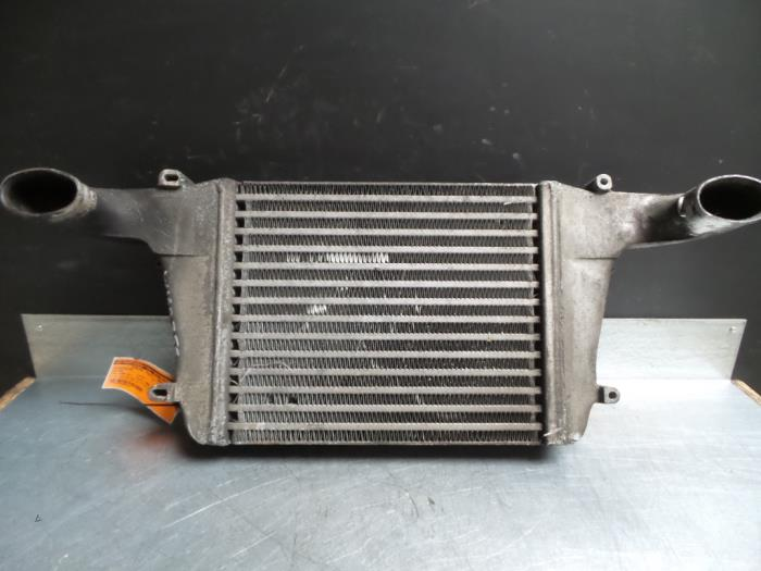 Intercooler - Nissan Cab Star