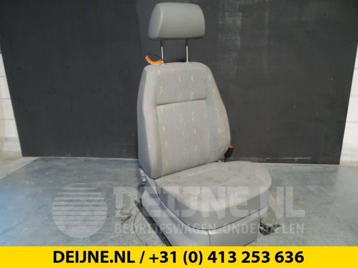 Stoel rechts - Volkswagen Caddy