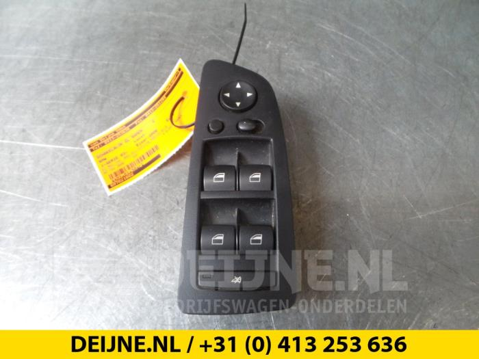 Combischakelaar ramen - BMW 1-Serie