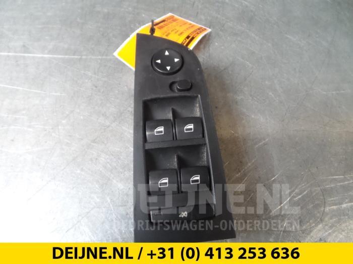 Combischakelaar ramen - BMW 3-Serie