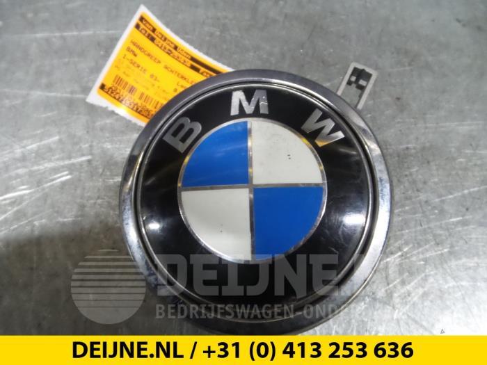 Handgreep Achterklep - BMW 1-Serie