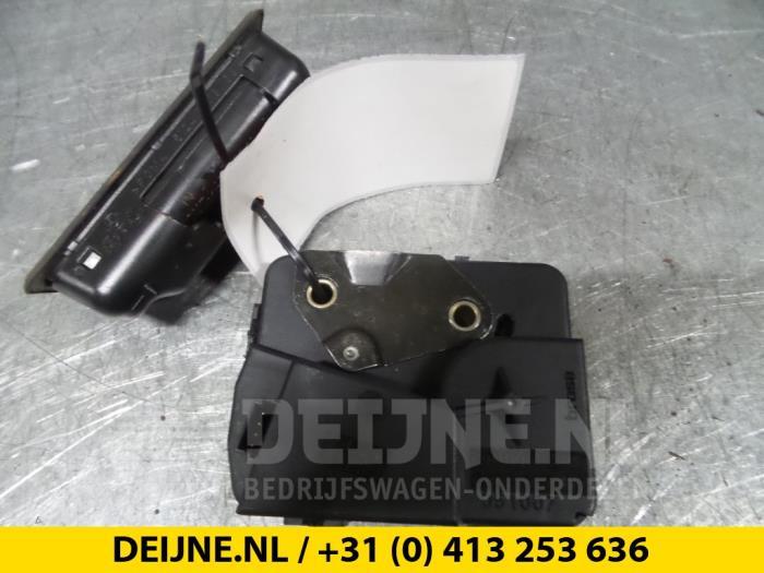 Slotmechaniek Achterklep - BMW 3-Serie