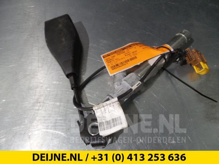 Veiligheidsgordel Insteek links-voor - Renault Trafic