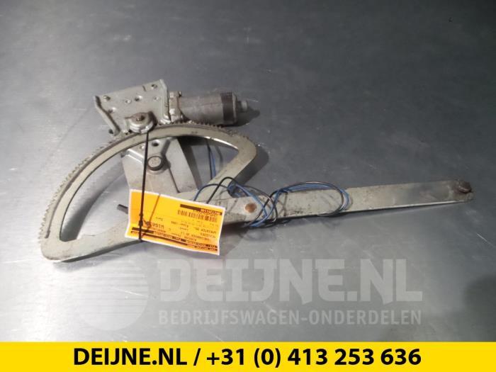 Ruitmechaniek 2Deurs links-voor - Mercedes Sprinter