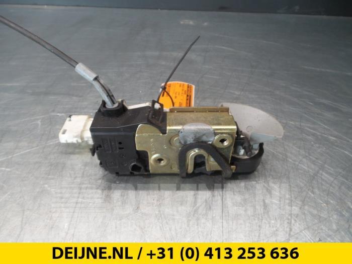 Deurslot Mechaniek 4Deurs links-voor - Citroen C4