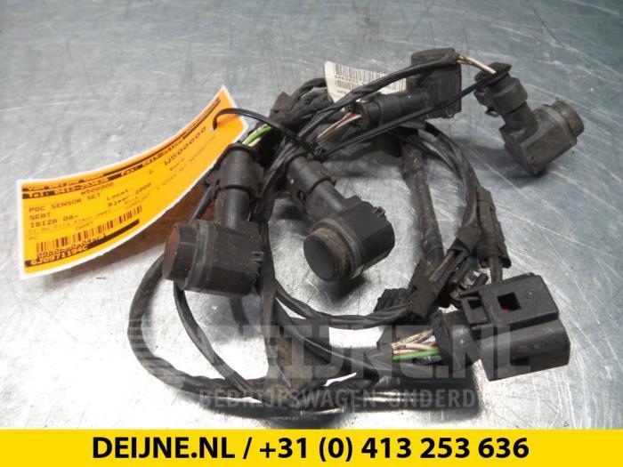 PDC Sensor Set - Seat Ibiza