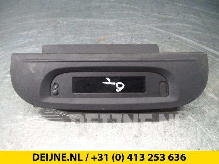 Uurwerk - Renault Kangoo