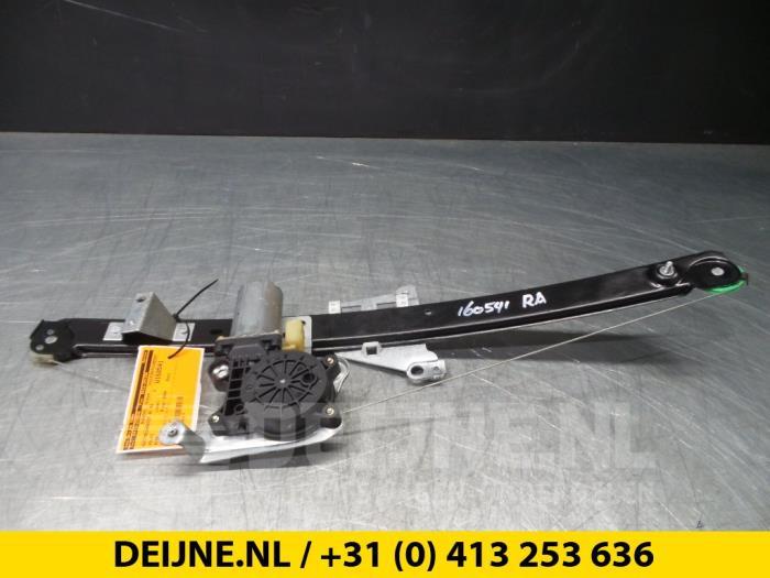 Ruitmechaniek 4Deurs rechts-achter - Volvo XC90