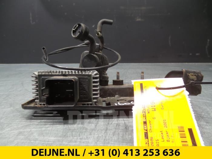 Voorgloei Relais - Opel Zafira