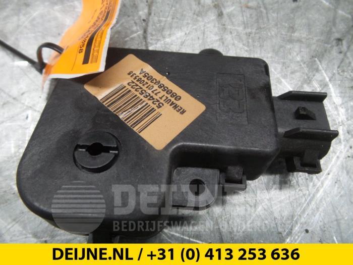Kachelklep Motor - Renault Espace