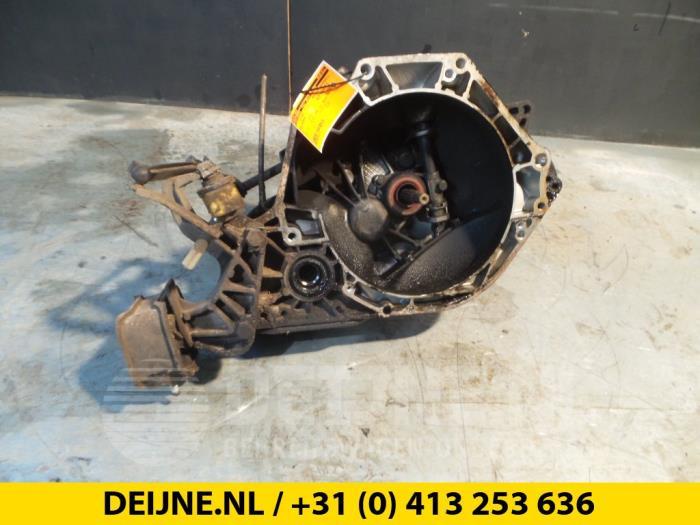 Versnellingsbak - Opel Astra