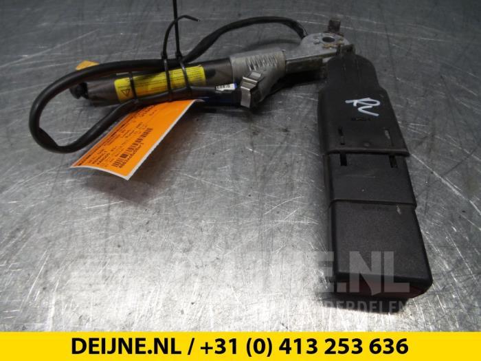 Veiligheidsgordel Insteek rechts-voor - Renault Kangoo