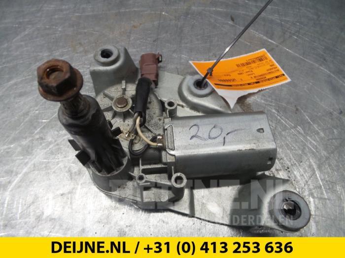 Ruitenwissermotor achter - Peugeot 206