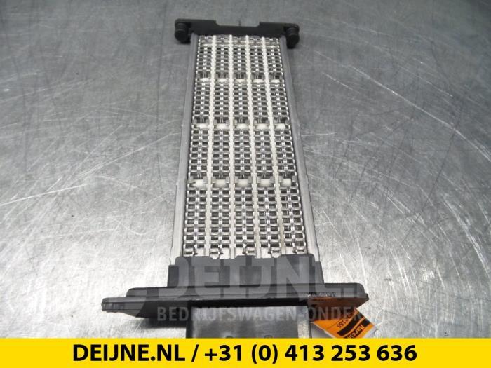 Kachel Verwarmingselement - Renault Kangoo