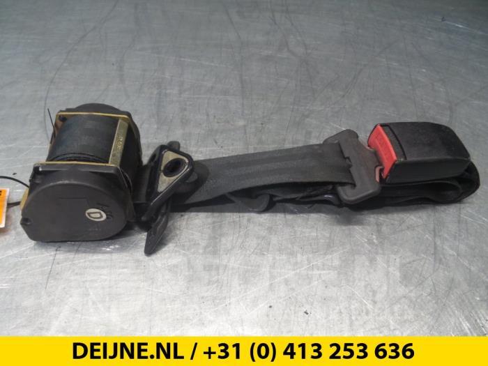 Veiligheidsgordel links-achter - Peugeot 306
