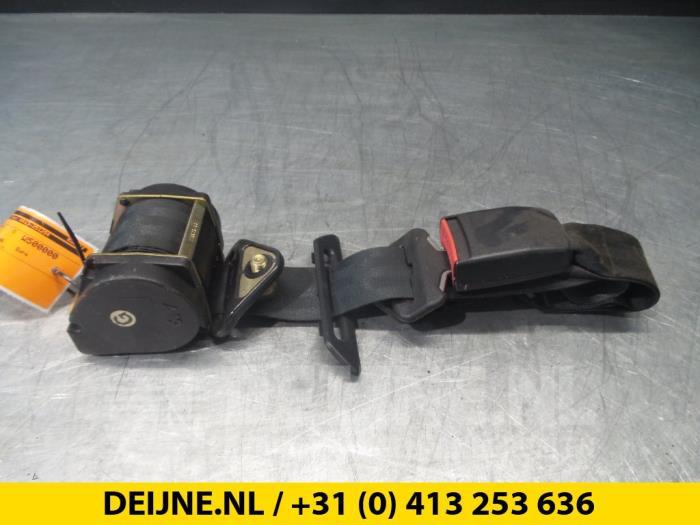 Veiligheidsgordel rechts-achter - Peugeot 306