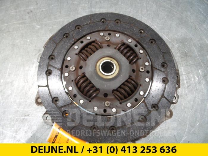 Koppelingsset (compleet) - Opel Combo
