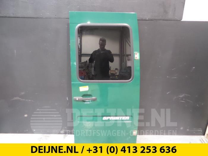 Achterdeur Bus-Bestelauto - Mercedes Sprinter