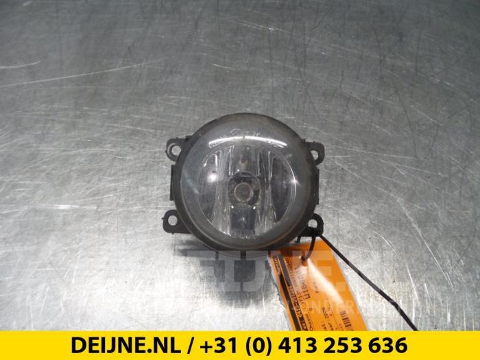 Mistlamp links-voor - Renault Scenic