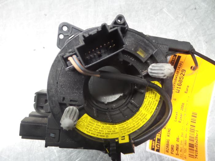 Airbagring - Ford S-Max