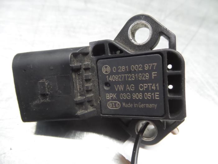 Brandstofdruk sensor - Audi A3
