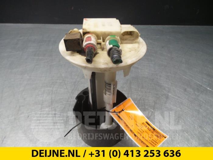 Brandstofpomp Elektrisch - Renault Kangoo