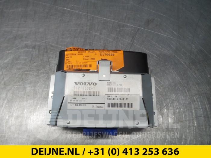 Navigatie Display - Volvo S80
