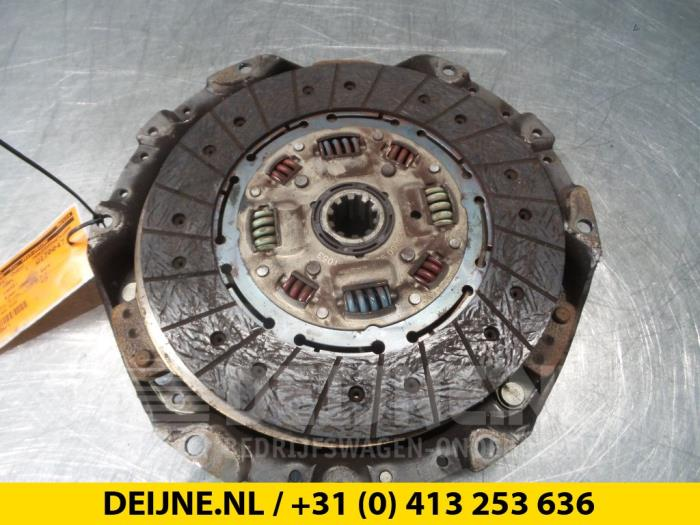 Koppelingsset (compleet) - Nissan Trade