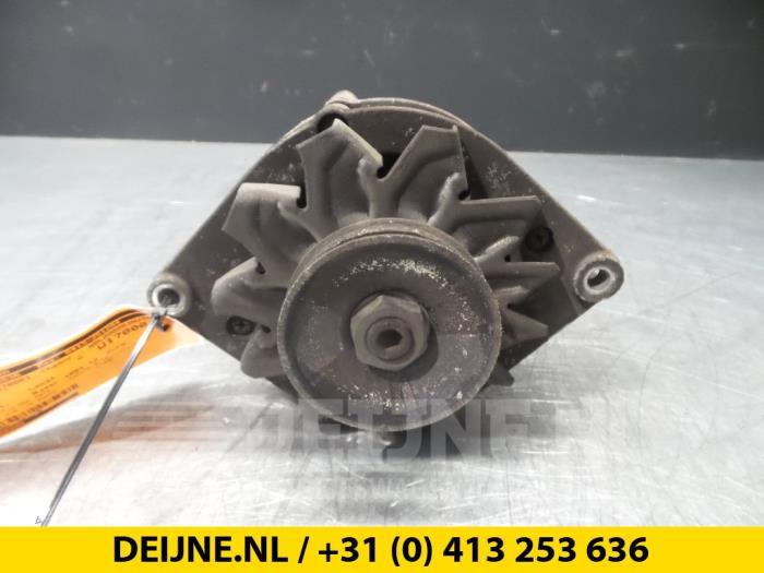 Dynamo - Opel Astra