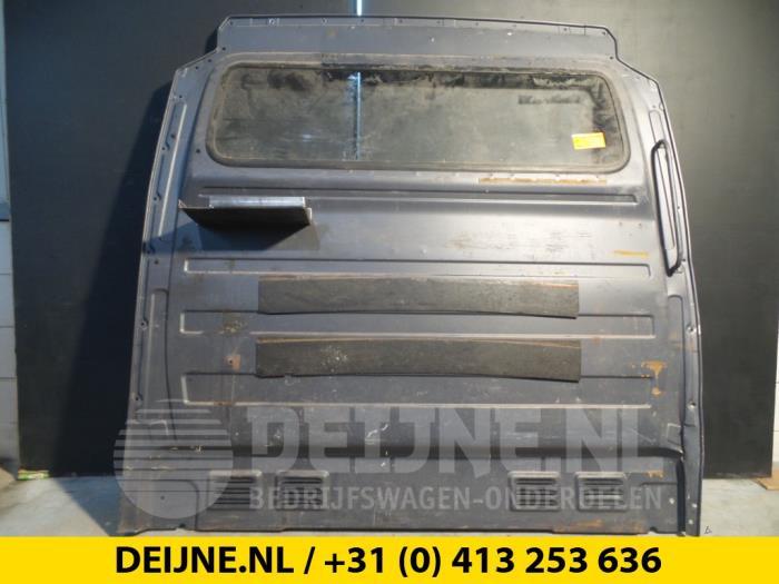 Tussenschot Cabine - Mercedes Sprinter