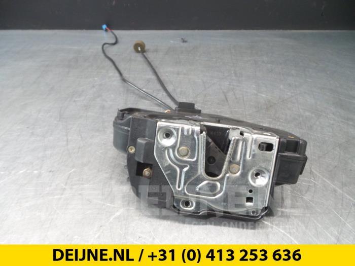 Deurslot Mechaniek 4Deurs rechts-achter - Mercedes C-Klasse