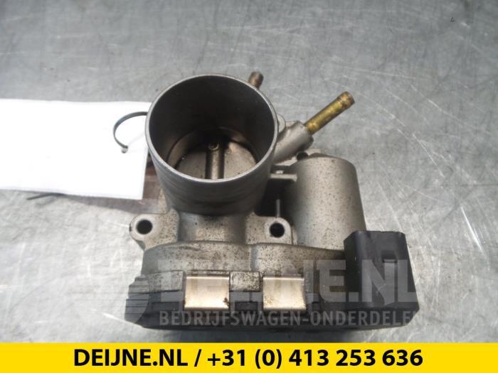 Gasklephuis - Volkswagen Lupo
