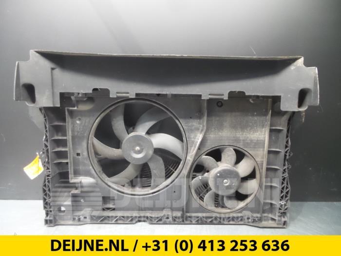 Frontpaneel - Renault Master