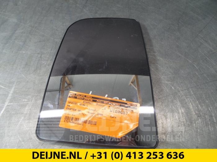 Spiegelglas links - Volkswagen Crafter