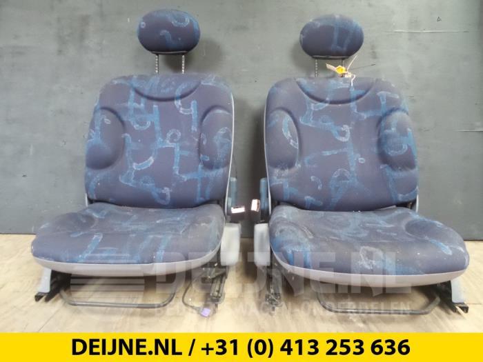 Bekleding Set (compleet) - Renault Twingo