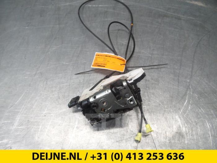 Schuifdeur Slotmechaniek rechts - Fiat Scudo