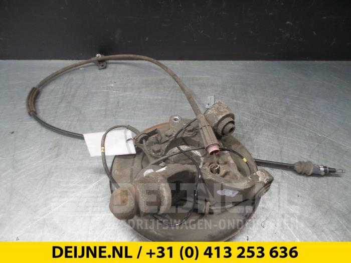 Fusee links-achter - Volvo S60