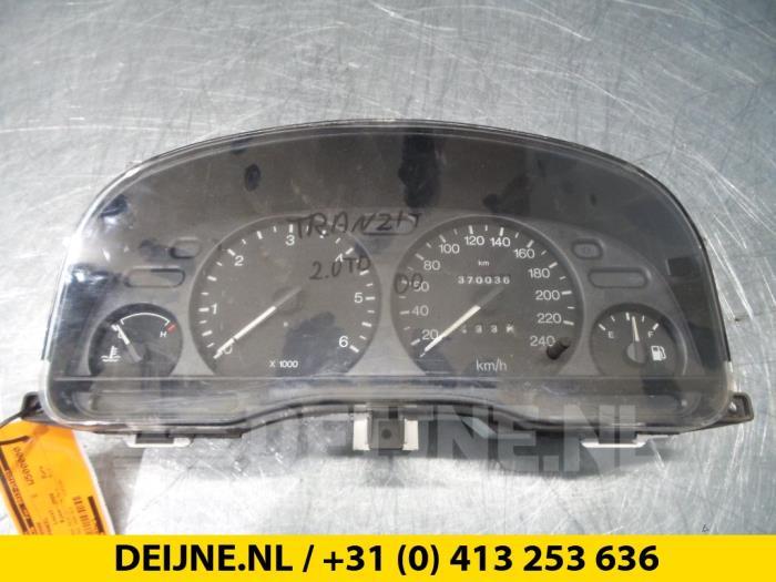 Instrumentenpaneel - Ford Transit